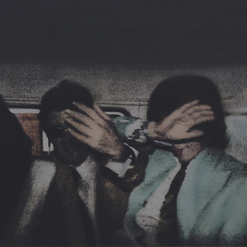 Richard Hamilton e Swingeing London