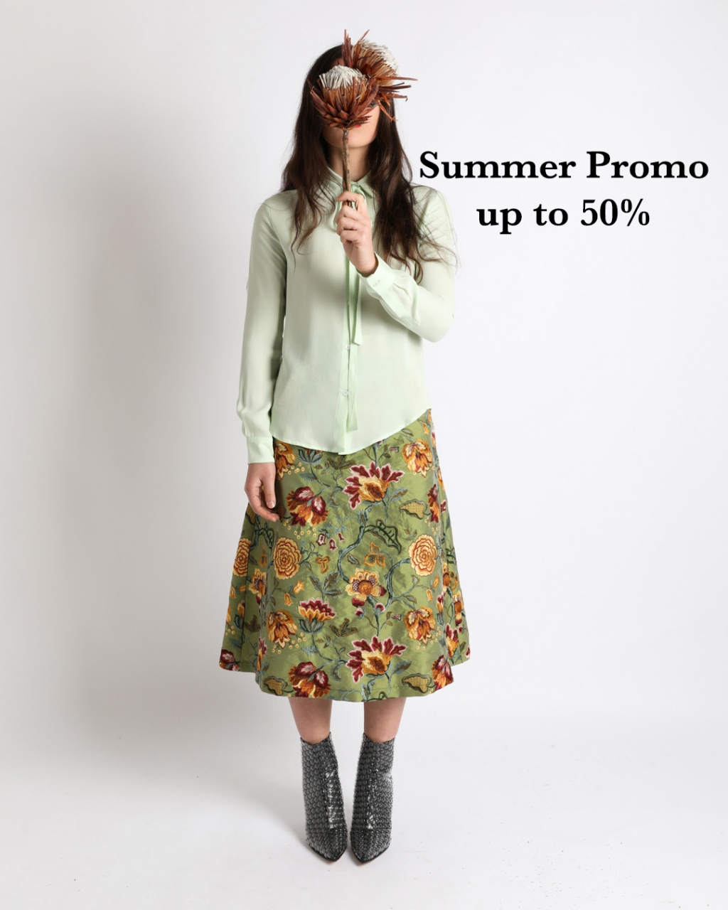 Summer Promo, up to 50% in store and on our online shop!