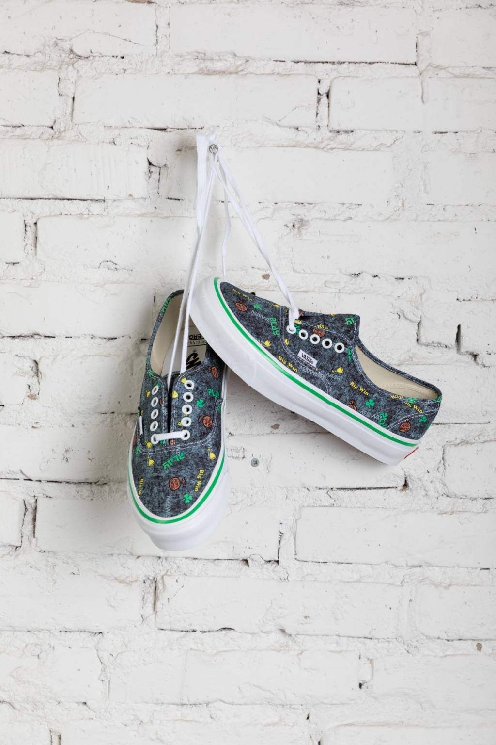 Vans Vault x Fergus Purcell OG Authentic LX Sneakers