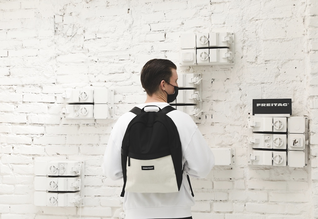 Great News! F601 Malcom, the Freitag new back-to-school backpack, is in store!