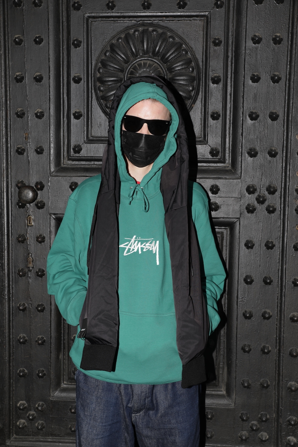 Stussy's T-shirts and Hoodies are back in store