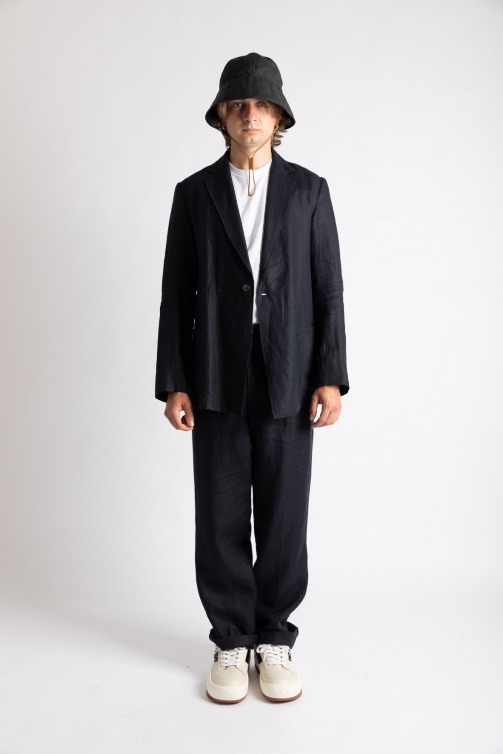société Anonyme ss20 mens collection David pants + Glory Jacket