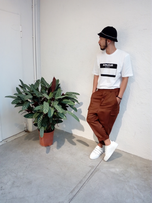 Ami AW 16 outfit