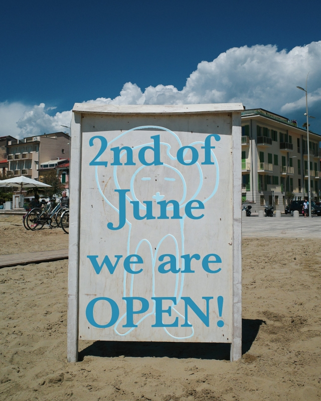 2nd of June, we are OPEN!