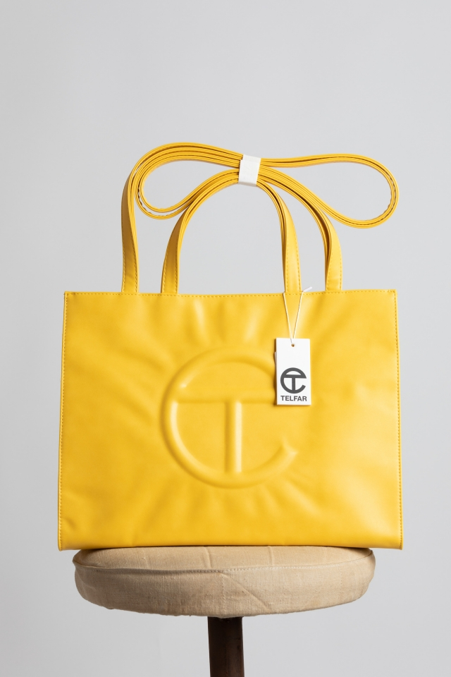 Hurry Up! Telfar bags are re-stocked!
