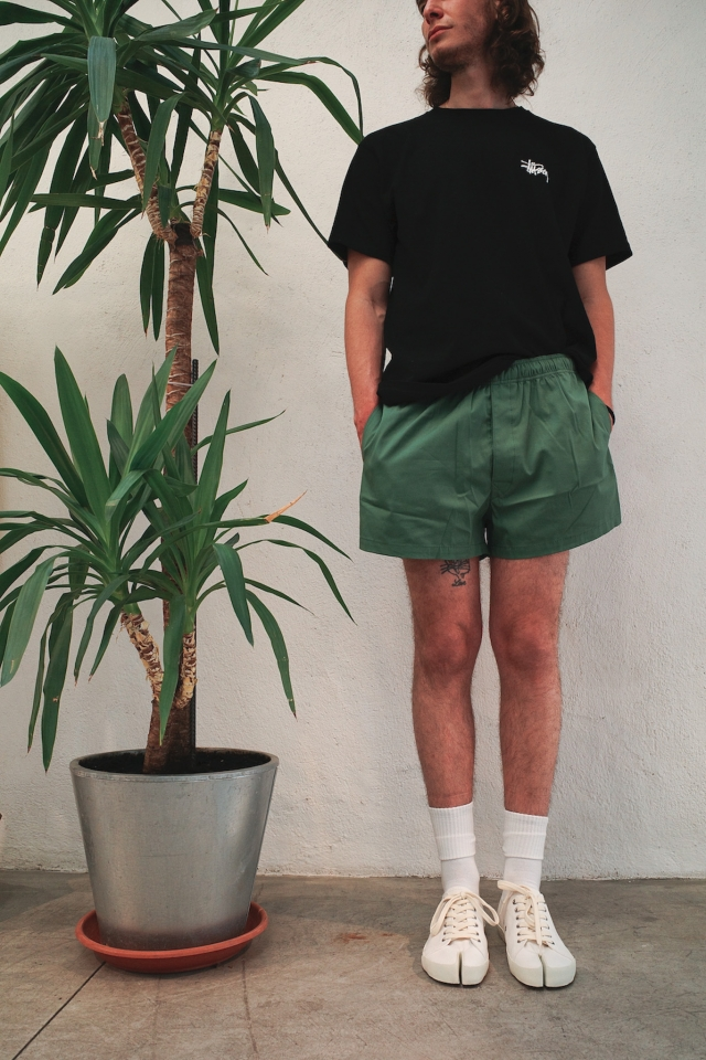 Plants and Shorts