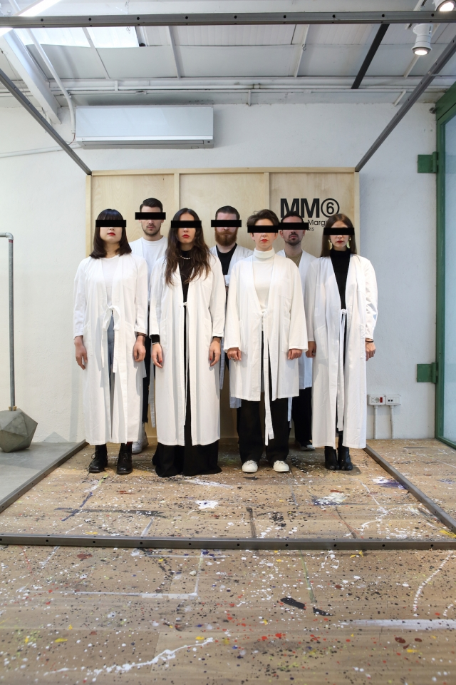 MM6 Maison Margiela pop up at Société Anonyme from 1st to 15th of November