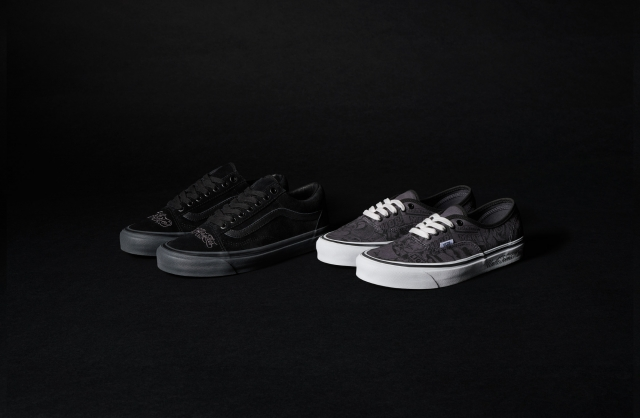 Vans Vault x Neighborhood and Mister Cartoon at Société Anonyme