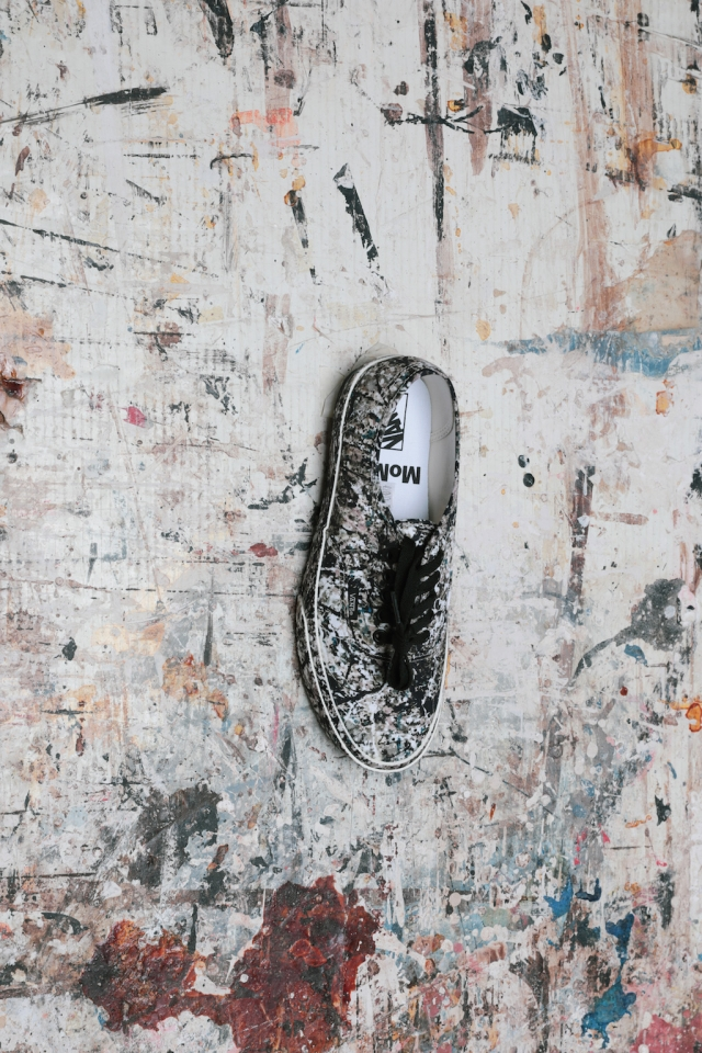 Vans x MoMa now available in store!
