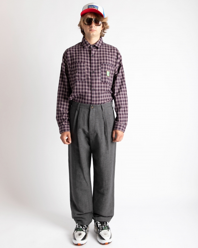 Société Anonyme Mens collection Manchester pants + Jack shirt
