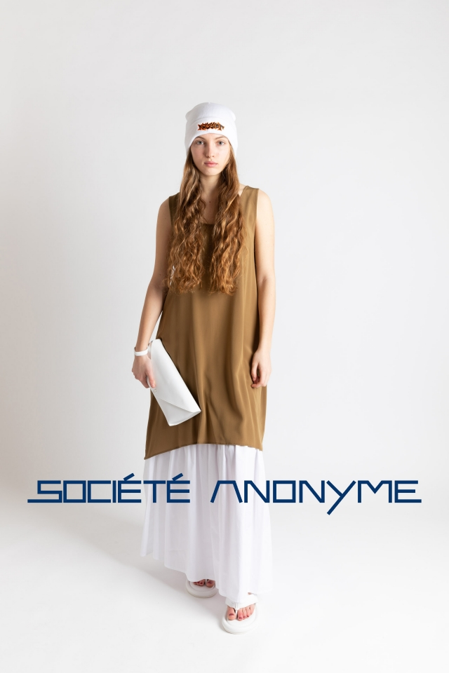 GOLD by Société Anonyme Womens Collection